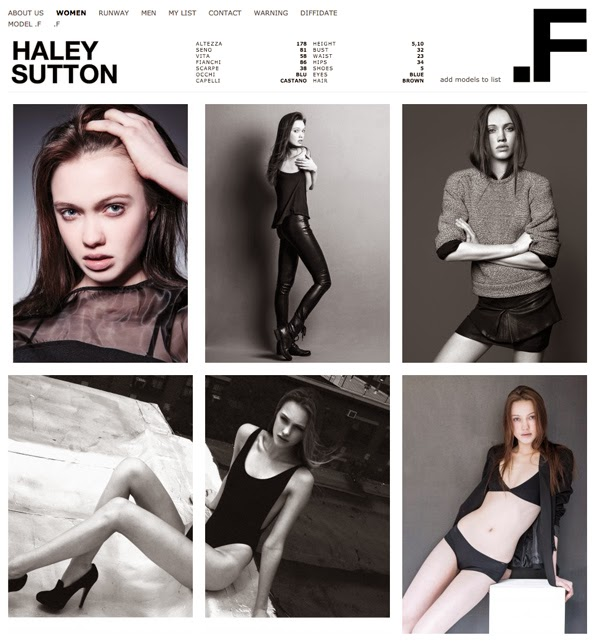 Haley Sutton - Cast Images - Fashion