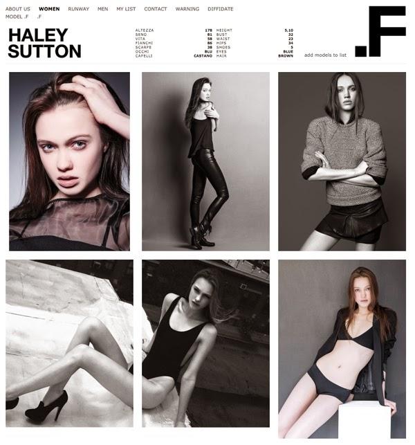 Haley Sutton - Cast Images - Fashion