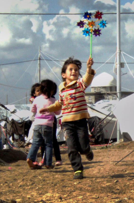 Mit den Augen von jungen Flüchtlingen