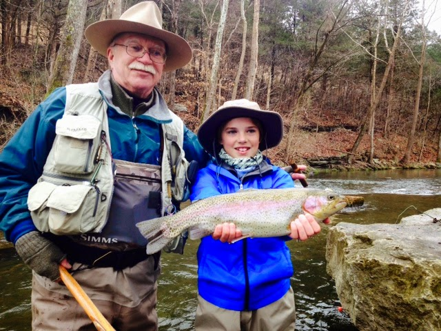A fly fishing report and blog for the white and norfork for Ar fishing report