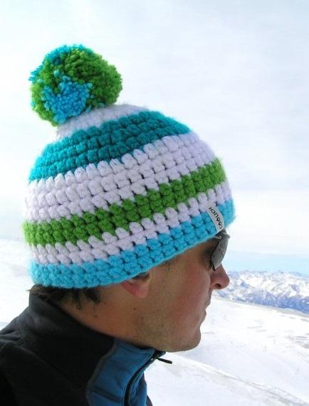 Knitting Patterns Free: knit beanie