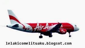 Air Asia Plane BIG