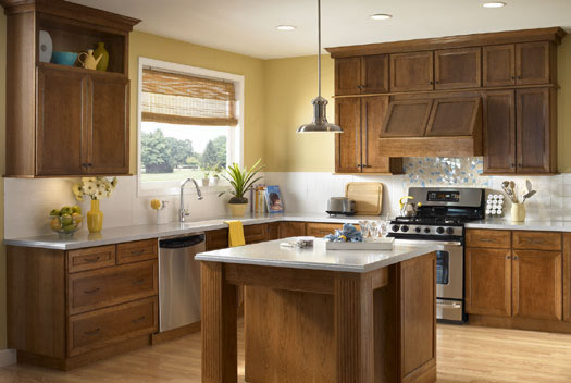 Small kitchen decorating design ideas home designer for Kitchen remodel ideas for older homes