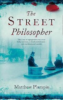 The Street Philopsher Matthew Plampin cover