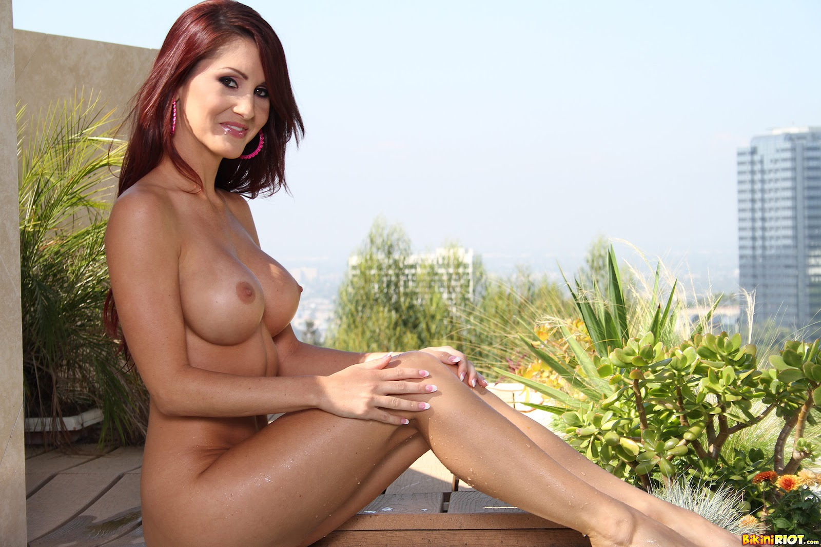 Стройная красавица голая фото 5 фотография