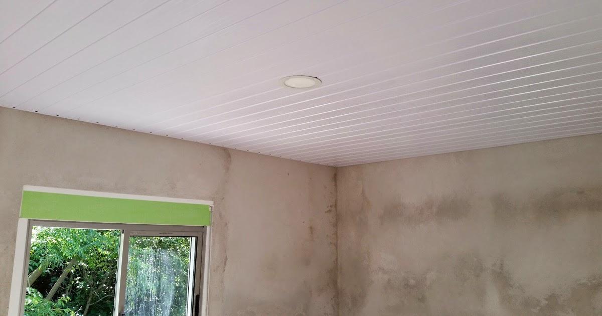 Cielorrasos en pvc uruguay cielo raso en pvc blanco for Cielorrasos de casas