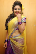 Priyanka half saree photos-thumbnail-14