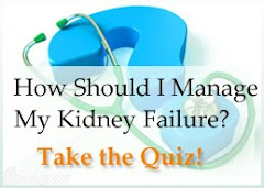Take the kideny failure Quiz!