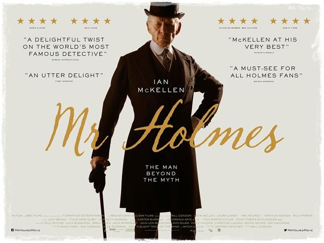 Mr. Holmes, Bill, Condon