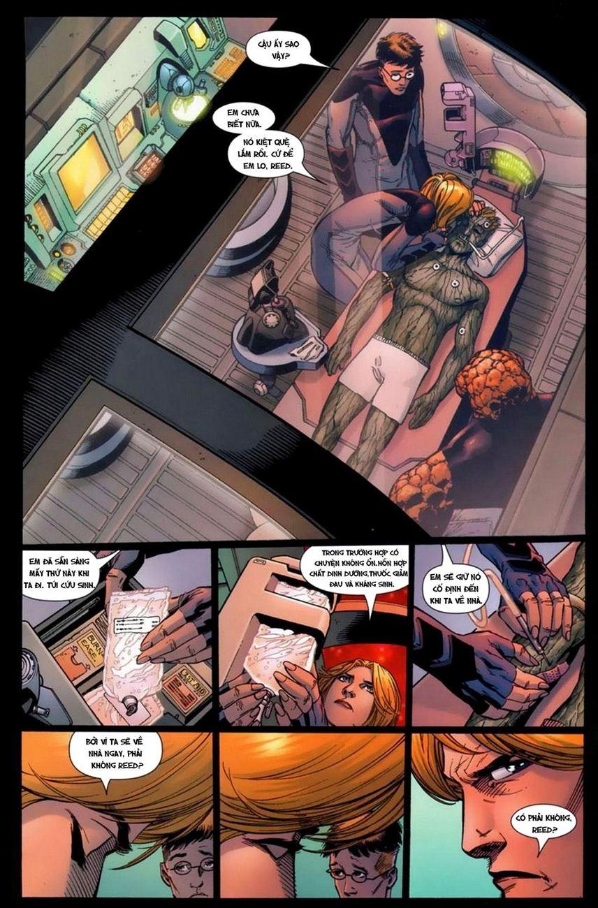 Ultimate Fantastic Four chap 16 - Trang 14