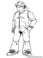 Mewarnai Gambar BoboiBoy Season 2