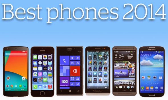 Top 10 best mobile phones to buy in 2014