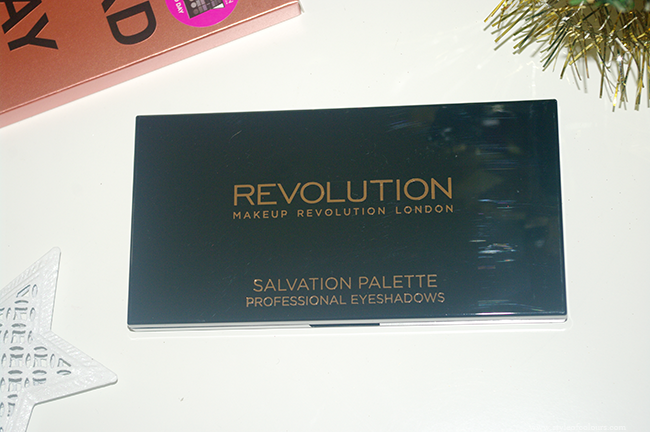 Makeup Revolution Salvation Palette