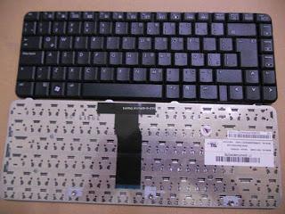 keyboard yang rusak
