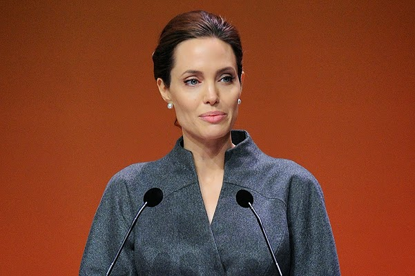 Angelina Jolie called for ending the war in Syria