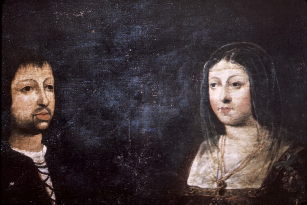 ferdinand and isabella Ferdinand & isabella ordered the expulsion from spain of all moors and jews [5] conversion to catholicism was a way of avoiding expulsion, but between 1480 and 1492 hundreds of those who had converted (conversos and moriscos) were accused of secretly practising their original religion (crypto-judaism) and arrested, imprisoned, interrogated.