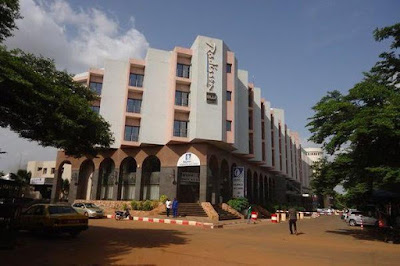 Breaking News: Gunmen storm Radisson Blu Hotel in Bamako, Mali this morning, taking 170 hostages