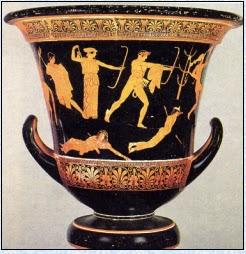 Tecnologia e arte dove la scienza si fonde con la for Vaso greco antico