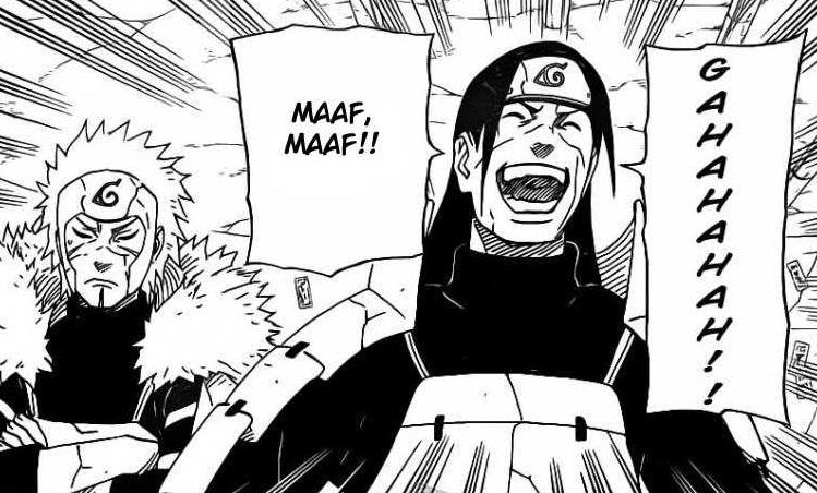 Baca Komik Naruto Chapter 620 Bahasa Indonesia