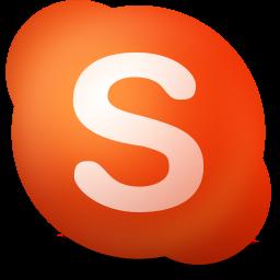 Skype Logo(Ubuntu Style)