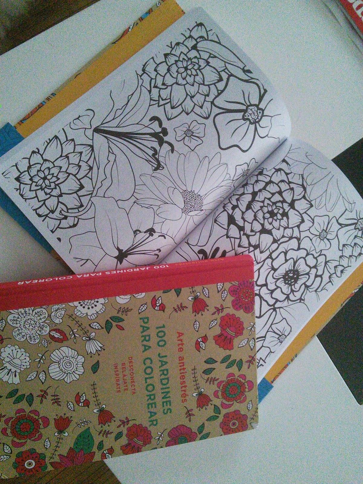 Libros que hay que leer: Arte antiestrés