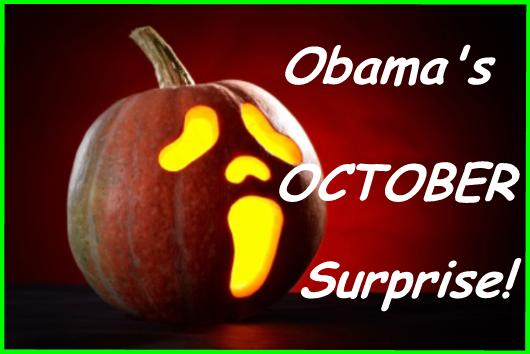 Blog: Obamas October Surprise: Will He Use the