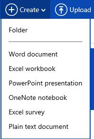 軟體推薦 : 微軟免費的線上文書編輯 Office Web Apps in SkyDrive 雲端應用