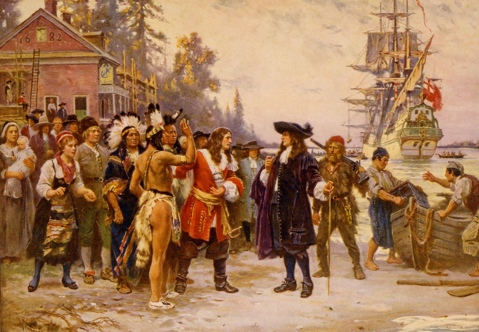 Falmanac: William Penn and His Holy Experiment