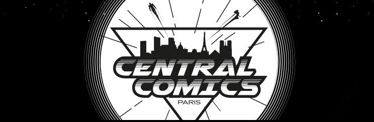 Central Comics Paris Comic Store
