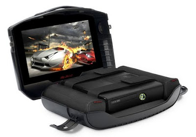 XBox Essential Accessories, Portable XBox experience