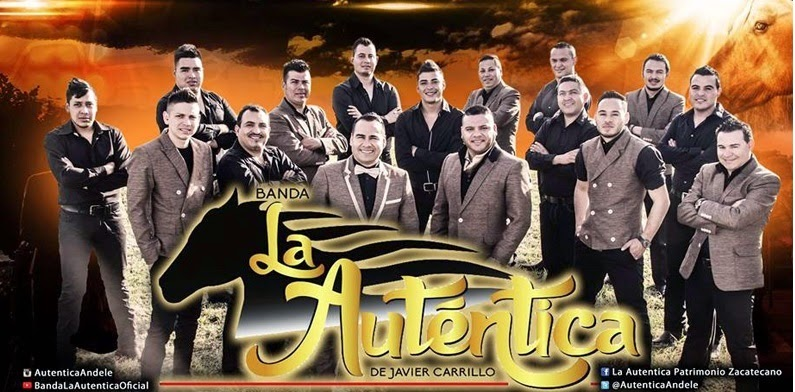 Banda La Auténtica de Javier Carrillo