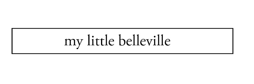 My Little Belleville