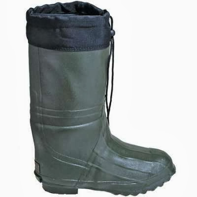 Guided vermont ice fishing trips waterproof winter boots for Ice fishing boots