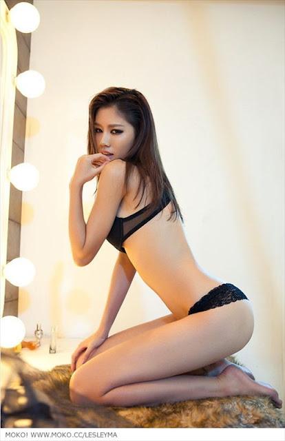 Hot Pic: Cewek Hongkong Sensual Pakai Bikini