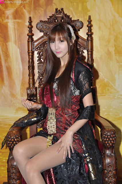 3 Lee Yoo Eun - G-Star 2011-very cute asian girl-girlcute4u.blogspot.com