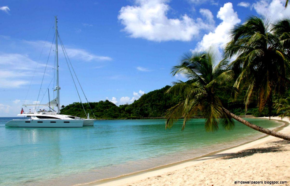 AKASHA   Luxury Sailing Caribbean Catamaran