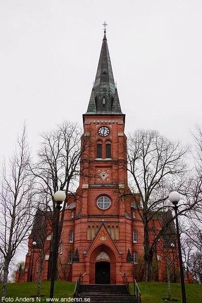 fryksände kyrka, kyrkan, torsby