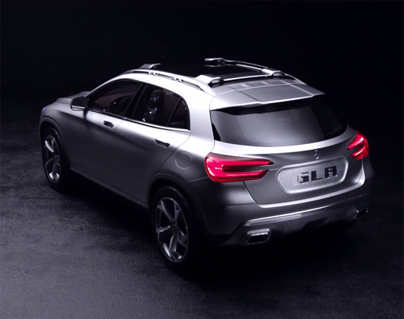 Mercedes-Benz GLA Concept (2013) | Mercedes-Benz Concept GLA | Mercedes-Benz GLA Concept Specs | Mercedes-Benz GLA Concept Video | Mercedes-Benz GLA Concept Shanghai Auto Show