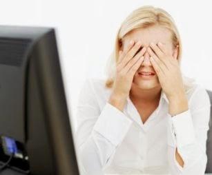 Computers Cause Eye Strain