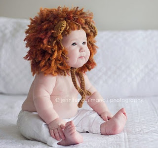The Little Lion by sweetpeatoadtots on Etsy