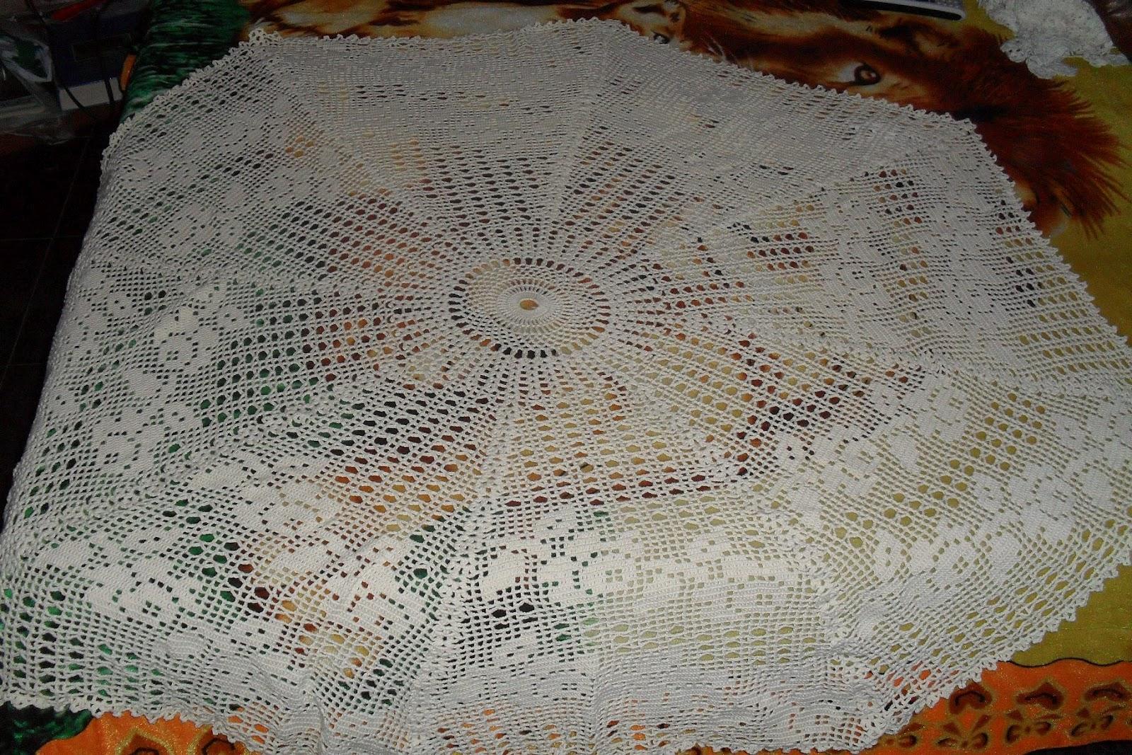 Guirnalda de Rosas ~ Crochet para Ti