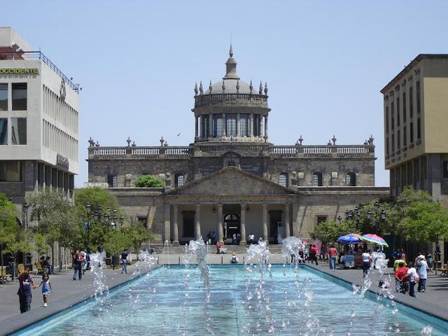 Siente Guadalajara, Jalisco