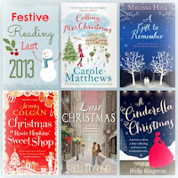 http://www.jenniferjoycewrites.co.uk/2013/11/festive-reading-list-2013.html