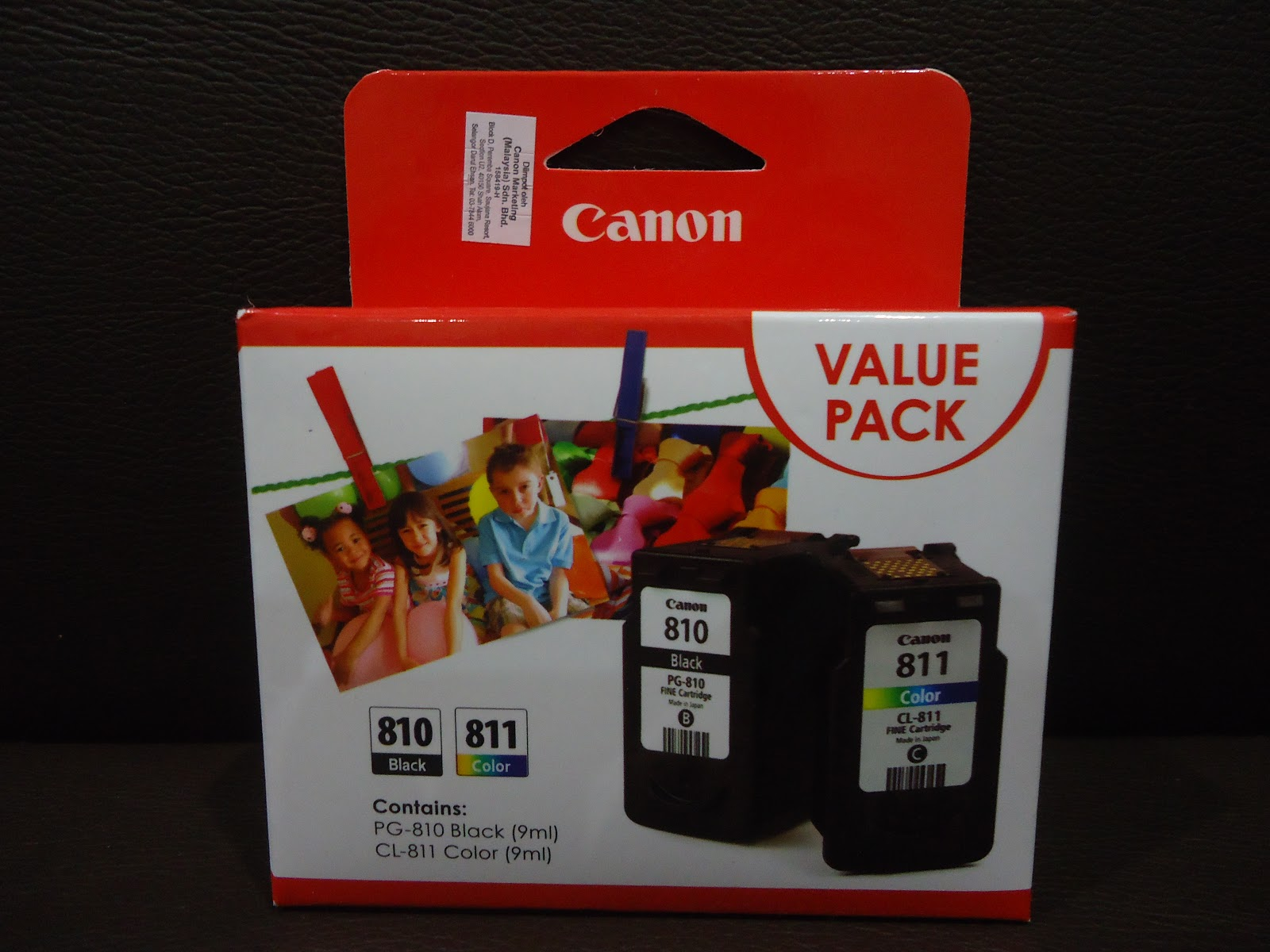 Welcome To Bcmy Marketing Sales Canon Value Pack Pg 810cl 811 Catridge Buat Test Cl