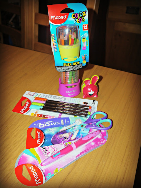 kids stationery