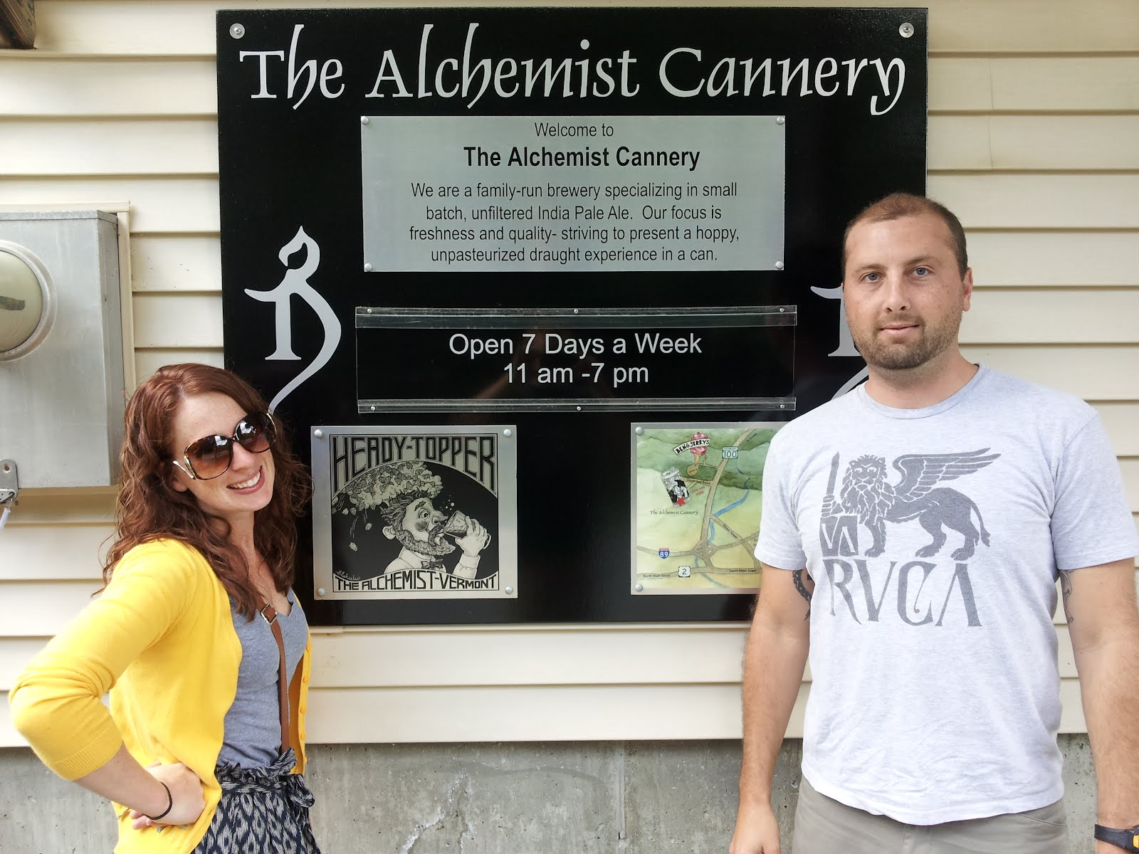 non snob beer reviews the alchemist brewery cannery the alchemist brewery cannery