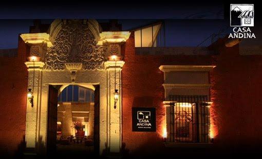 Hoteles en el mundo for Hotel casa andina arequipa