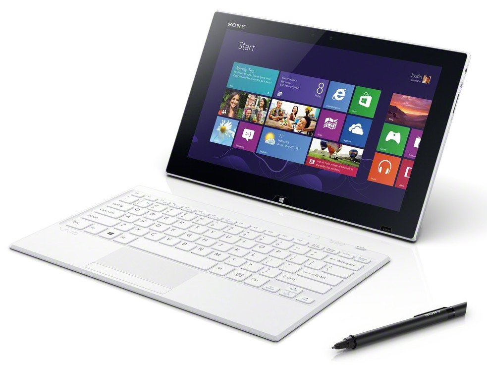 Sony unveiled vaio tap 11 tablet the first sony tablet for 11 table