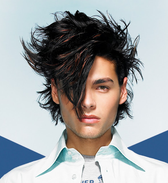 hairstyles for men: Popular Emo Hairstyles For Boys and Girls - Get ...