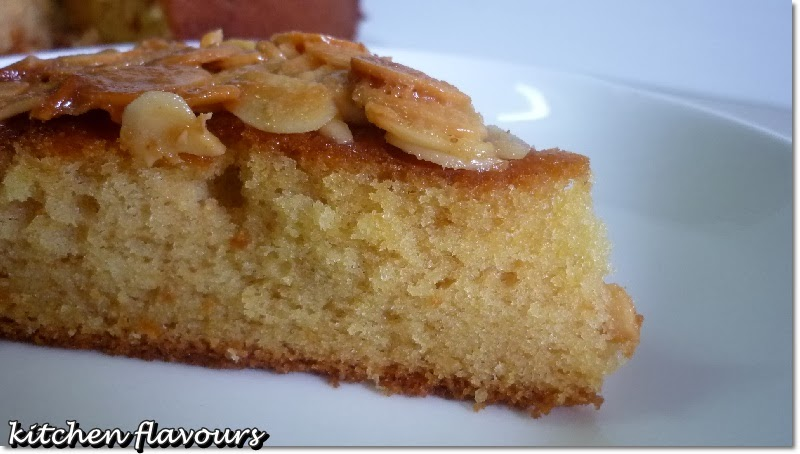 Pear And Almond Cake Rachel Allen